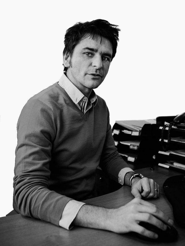 Sébastien Garcia, des Sites et des Lettres, création de site, photographie, noir-et-blanc