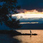 promenade au bord du Lac Léman, lac de Genève, sérénité, Sébastien Garcia, des Sites et des Lettres, création de site, photographie